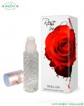 Парфюмированное масло (ролл-он) «Прикосновение розы» 10мл