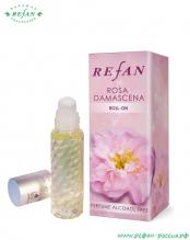 Парфюмированное масло (ролл-он) «Роза Дамасцена» 10мл