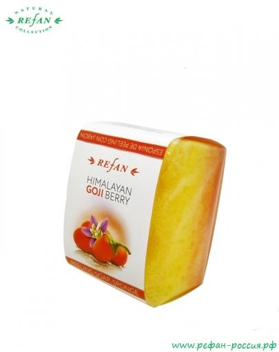 Мыло-губка «Ягоды Годжи