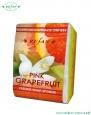 Мыло-губка «Розовый грейпфрут» 75г