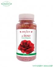 Соль для ванны «Роза из Болгарии»250г