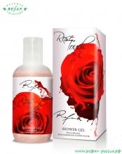 Гель для душа «Прикосновение розы» 250мл