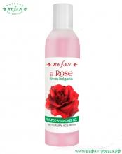 Шампунь для волос и тела «Роза из Болгарии» 250 мл