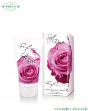 Крем для рук и ногтей  «Нежная роза» 75мл