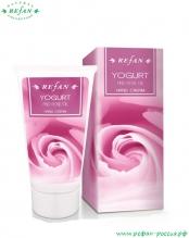 Крем для рук «Йогурт и розовое масло» 75мл