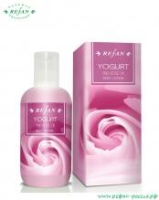 Лосьон для тела «Йогурт и розовое масло» 200мл