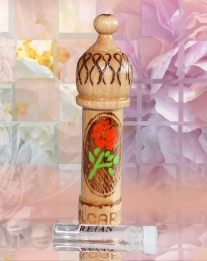 Болгарское абсолютное розовое масло