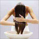 Как правильно мыть волосы.