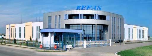 Компания Refan